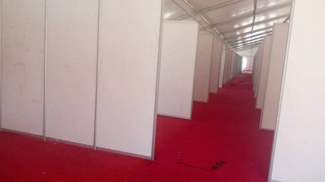 exhibition 5 - Home - TENT AND MARQUEE RENTALS IN ABUJA NIGERIA