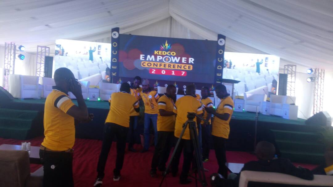 EMPOWER CONFERENCE at Porto Golf Resort, Mijinbir, Kano State.