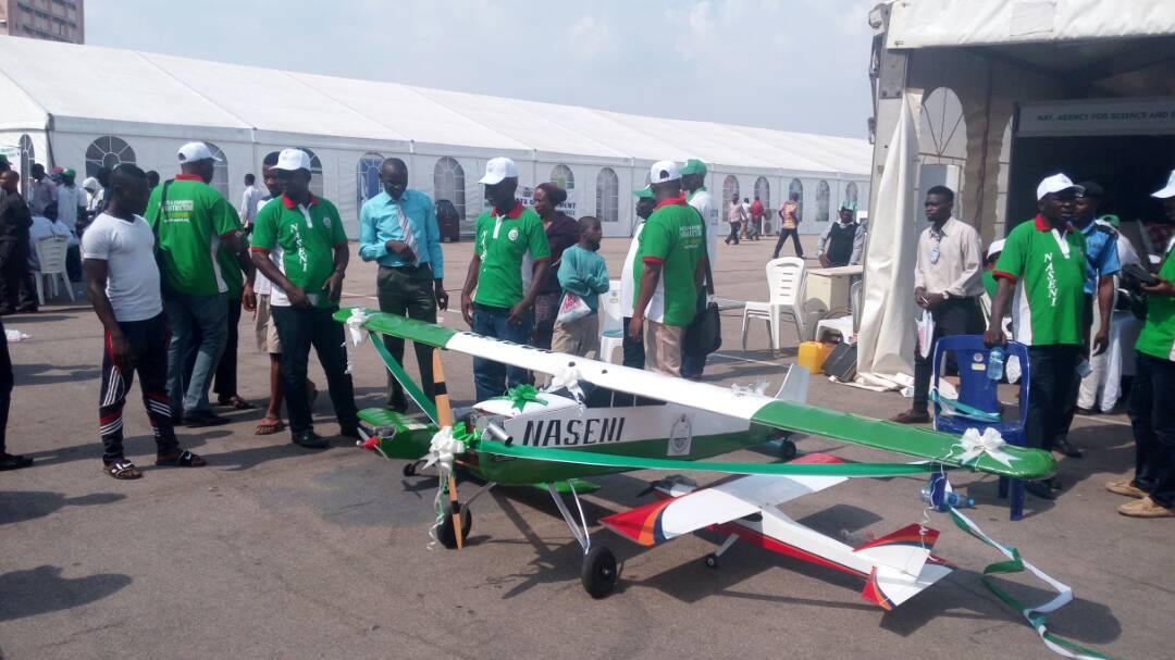 TECHNOLOGY AND INNOVATION FAIR HELD IN ABUJA, NIGERIA.