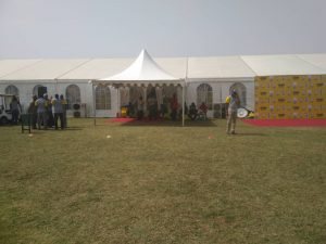 kano electricity distribution companykedco 5 years anniversary conference held at porto golf course mijinbir kano from 1st 2nd december 2018 6 300x225 - KANO ELECTRICITY DISTRIBUTION COMPANY(KEDCO), 5 YEARS' ANNIVERSARY CONFERENCE HELD AT PORTO GOLF COURSE, MIJINBIR, KANO - TENT AND MARQUEE RENTALS IN ABUJA NIGERIA
