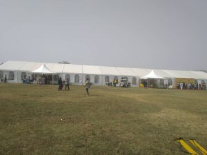 kano electricity distribution companykedco 5 years anniversary conference held at porto golf course mijinbir kano from 1st 2nd december 2018. 300x225 - KANO ELECTRICITY DISTRIBUTION COMPANY(KEDCO), 5 YEARS' ANNIVERSARY CONFERENCE HELD AT PORTO GOLF COURSE, MIJINBIR, KANO - TENT AND MARQUEE RENTALS IN ABUJA NIGERIA